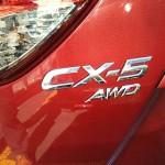 "CX-5 ""AWD""エンブレム"
