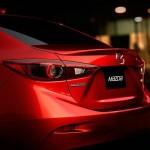 新型Mazda3(アクセラ) 公式ティーザー?