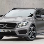 2015 Mercedes GLA-Class officially bound for Frankfurt – Autoblog