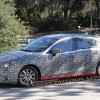 2015 Mazda3 shows its shape