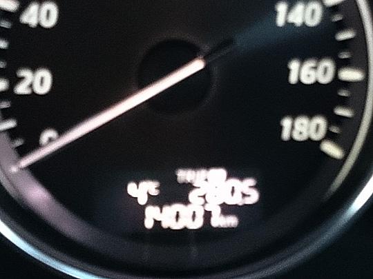 14,000km