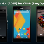 XDAでXperia Z用のAOSP版Android 4.4(KitKat)を配布