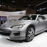 スバル、BRZにSUVテイストを…クロス・スポーツ・デザイン・コンセプト発表