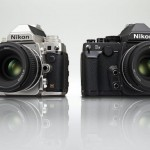 ニコンの新型フルサイズ(FX)デジタルカメラ、Nikon Dfの画像