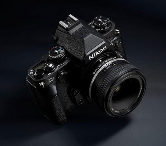 Nikon Df(Black)