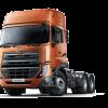 UDトラックス、東京モーターショーで新興国向け大型トラック「クエスター」を日本初公開