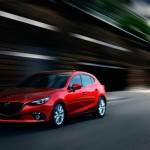 マツダ新型Mazda3 / 新型Mazda6 / CX-5の3台が北米で最も安全性の高い車に選ばれる
