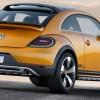 VW Beetle Dune Concept、中途半端なクロスオーバーぽさでいいのかも?