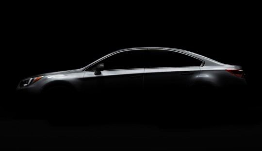 2015 Subaru New Legacy
