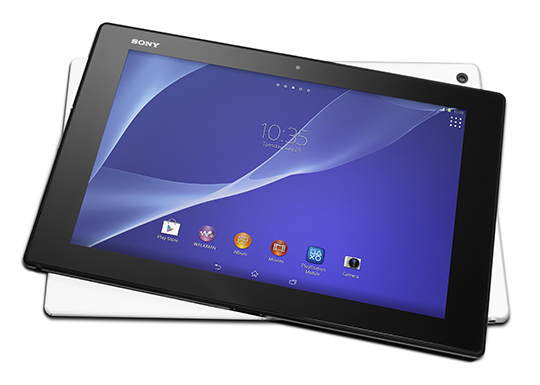 Xperia Z2 Tablet ホワイト
