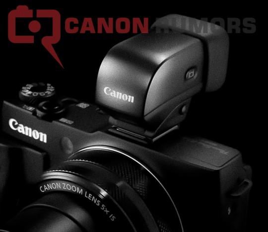 Canon PowerShot G1 X2?