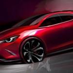 マツダ跳(HAZUMI)のセミヌード画像が流出、やっぱり新型Mazda2(デミオ)