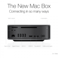 Mac miniのコンセプト画像