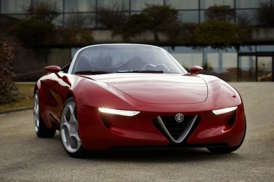 Alfa Romeo Duettottanta Concept