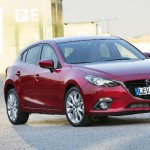 新型Mazda3が「Red Dot Award: Product Design 2014」を受賞