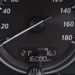 16,000km