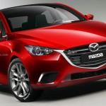 夏休み明けには登場予定。新型Mazda2(デミオ)の予想CG