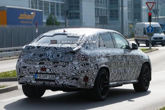 2016 Mercedes MLC