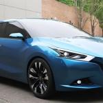 旧車名が中国で復活。日産、北京モーターショーで「Lannia(藍鳥) Concept」を発表