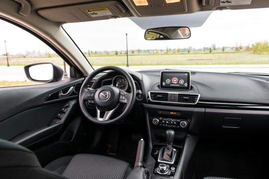 Mazda3のインテリア