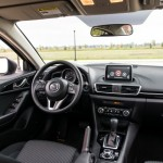 マツダ、Mazda3の大幅なインテリアの変更を2016年に計画?
