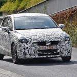[動画]新型Mazda2(デミオ)のテスト車両の走る姿が撮影されました
