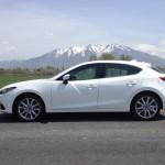 日本にはないアメリカ仕様Mazda3 x SKY-G2.5の試乗レポート