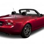 マツダ、ロードスター25周年記念車を25台限定、325万円で国内発売
