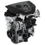 マツダ、新開発クリーンディーゼルエンジン「SKYACTIV-D 1.5」を新型デミオに搭載と発表