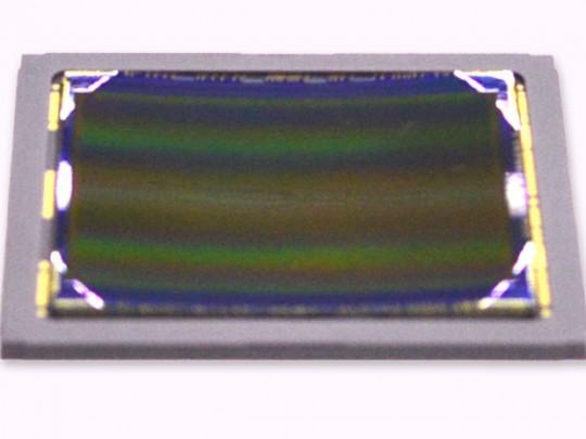 曲面CMOSセンサー