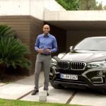 2016年型BMW X6の公式動画。新旧比較もしてくれます