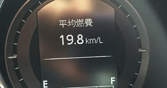 19.8km/l