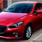 新型Mazda2(デミオ)のプロトタイプカーから偽装を取った体の予想CG