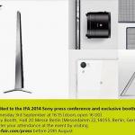 ソニー、30倍ズームのQX30とEマウントレンズ交換式QX1を9月3日に発表確実
