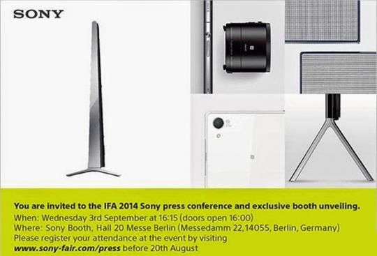 IFA2014-sony