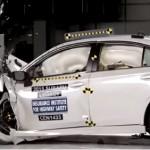 スバル新型レガシィとアウトバックがIIHSの衝突試験でトップセーフティピック+の評価