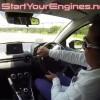 [動画]清水和夫氏による、マツダ新型デミオの試乗レポート「めっちゃくちゃ乗りやすい!」
