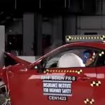 スバルBRZがIIHSの安全性試験でトップセーフティーピックの評価
