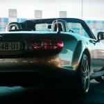 フランス制作のドラマにマツダ車が使われていました