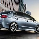 スバル、新型WRXの発表後約1カ月の受注台数が目標を大きく上回ると発表