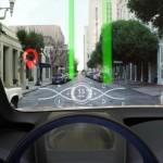 トヨタ、3Dヘッドアップディスプレイを開発中