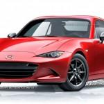 [NYIAS 2016]マツダが発表するのはRHT仕様の「MX-5 Roadster Coupe」か?
