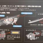 マツダ、アテンザとCX-5の年内のマイナーチェンジでアダプティブLEDヘッドライト(ALH)を搭載