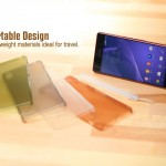 日本未発表のSimplism Ultra Thin Cover Set for Sony Xperia Z3が販売中