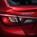 マツダ、新型Mazda2セダンをタイ国際モーターエキスポで披露