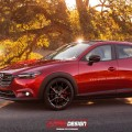 Mazda CX-3 MPSの予想CG