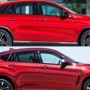 BMW X6とメルセデスベンツGLEクーペのライバル比較