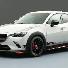MAZDA CX-3 Racing コンセプト2015