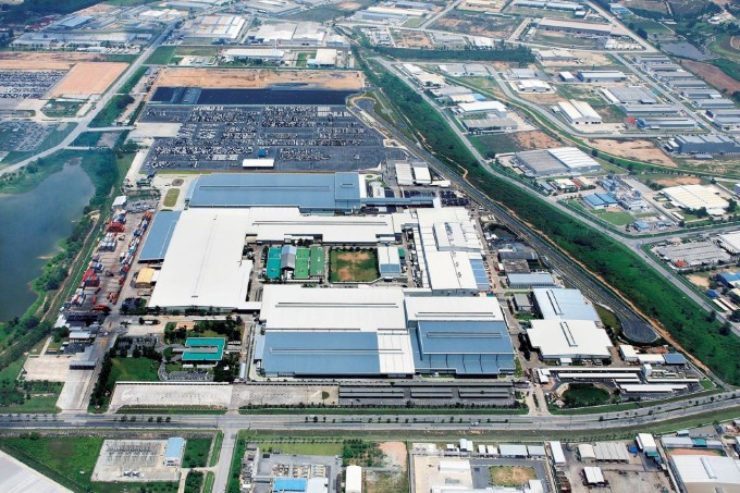 マツダ、新型Mazda3を年内にタイ工場で生産開始