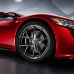 ホンダ、量産型NSXをデトロイトモーターショーで公開